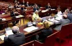 Comisión de Ciencia e Innovación no Senado