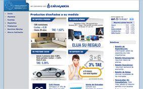 Convenio CPETIG-Caixa Galicia